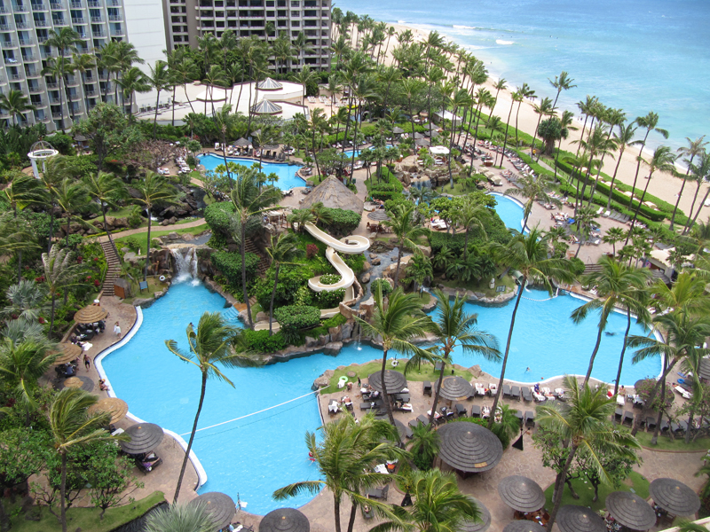 Westin Maui Resort And Spa Gym